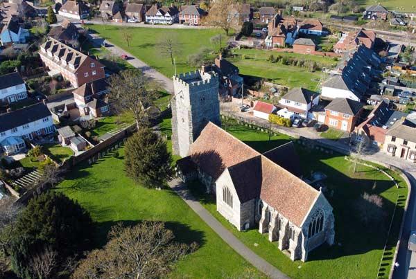 St Marys Church, Charham
