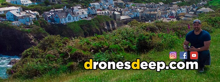 Drone Pilot to hire