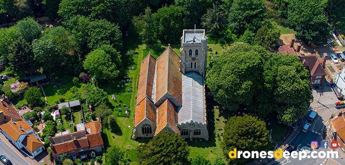 St Martins Church Herne