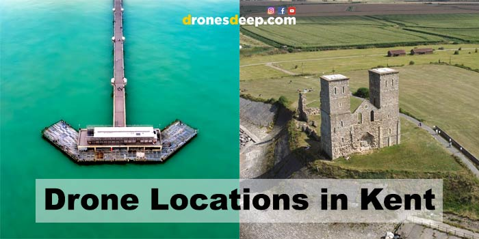 Drone Locations in Kent